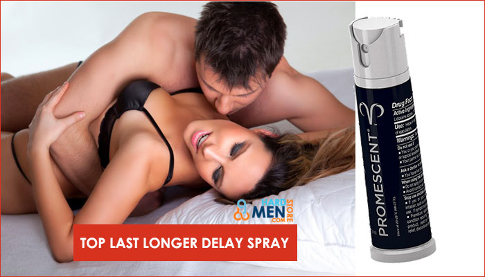 Promescent men's delay spray