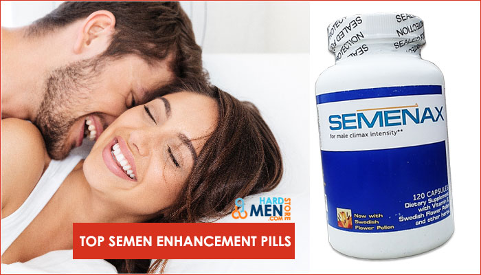 Semenax Semen volume enhancement supplements