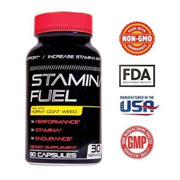 Stamina Fuel Testosterone booster