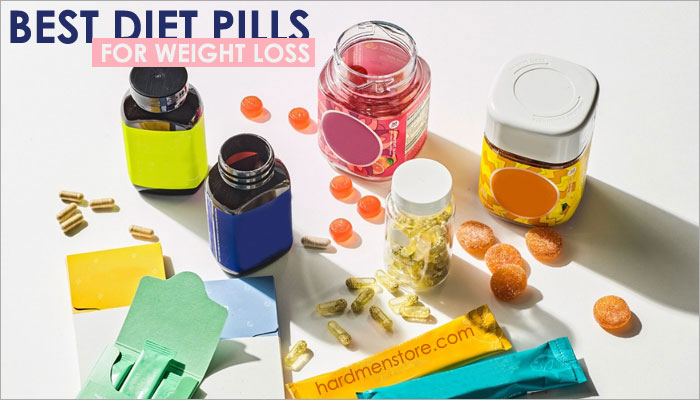 5 Best Diet Pills And Weight Loss Supplements Ranked 2019