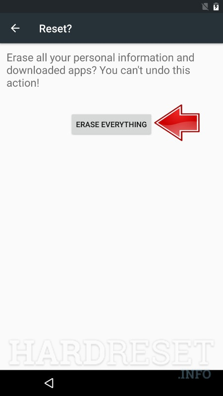 Remove Screen Lock ASUS ZE553KL ZenFone 3 Zoom