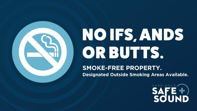 No Ifs, ands or butts