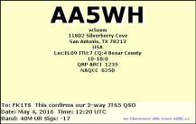 EQSL_AA5WH_20160504_122200_40M_JT65_1