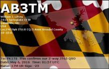 EQSL_AB3TM_20160506_015800_17M_JT65_1