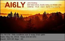 EQSL_AI6LY_20160522_044500_20M_JT65_1