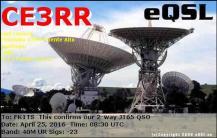 EQSL_CE3RR_20160425_083000_40M_JT65_1
