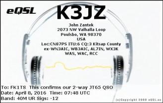 EQSL_K3JZ_20160408_074700_40M_JT65_1