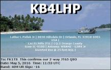 EQSL_KB4LHP_20160505_115000_40M_JT65_1