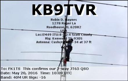 EQSL_KB9TVR_20160520_100900_40M_JT65_1