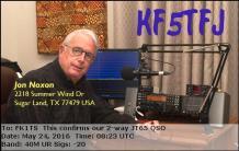 EQSL_KF5TFJ_20160524_081900_40M_JT65_1