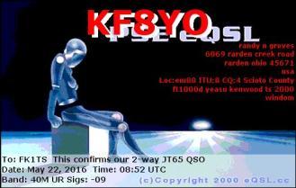 EQSL_KF8YO_20160522_084700_40M_JT65_1