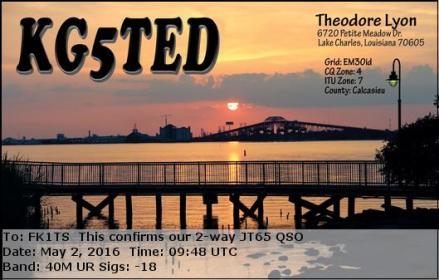 EQSL_KG5TED_20160502_095500_40M_JT65_1