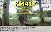 EQSL_KM4IY_20160529_081100_40M_JT65_1