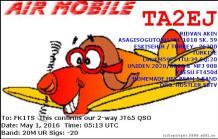 EQSL_TA2EJ_20160501_051200_20M_JT65_1