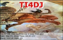 EQSL_TI4DJ_20160522_034100_20M_JT65_1