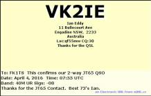 EQSL_VK2IE_20160404_075500_40M_JT65_1