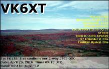 EQSL_VK6XT_20160429_092000_80M_JT65_1