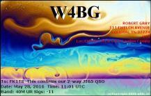 EQSL_W4BG_20160528_111400_40M_JT65_1