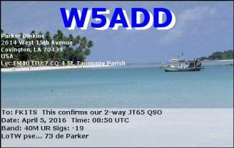 EQSL_W5ADD_20160405_085800_40M_JT65_1