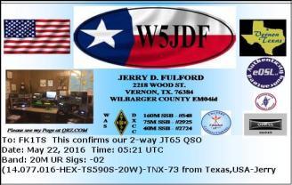 EQSL_W5JDF_20160522_052000_20M_JT65_1