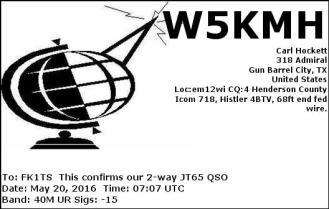 EQSL_W5KMH_20160520_070600_40M_JT65_1