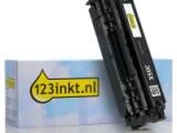 HP 305X (CE410X) toner zwart hoge capaciteit (123inkt huismerk)