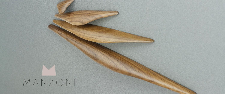 Manzoni Wood Hardware