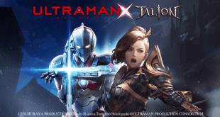 Update Terbaru TALION berkolaborasi dengan ULTRAMAN!