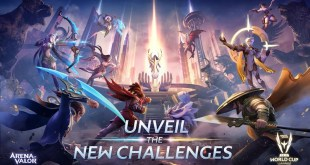 Saksikan Proses Drawing Group Stage AOV World Championship (AWC) 2019