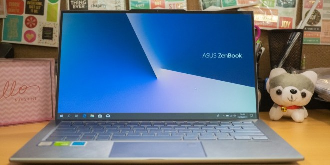 Review Asus ZenBook S UX392, Ultrabook Tipis dan Powerful