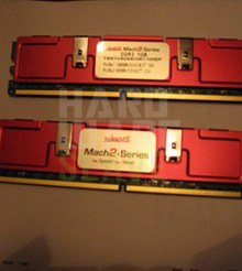 takeMS Mach2 DDR2-1066 MHz Review
