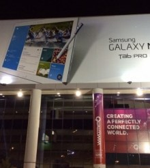 Samsung outs its new Pro line of Galaxy tablets at CES 2014