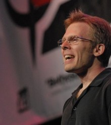 John Carmack couldn't work on VR at id, so he left to join Oculus VR