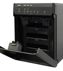 Logitec releases 4-Bay RAID Storage its named LHR-4BRH80EFU3WR