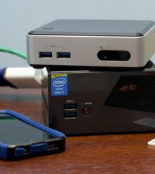 Mini-desktops are a rare bright spot in a shrinking PC industry, says Intel