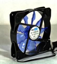 Kiss Quiet I-Bat 120mm Cooling Fan Review