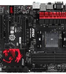 MSI A88X-G45 Gaming