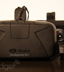 Oculus Rift Dev Kit II Costs $350