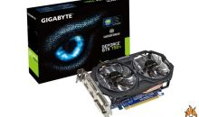 Gigabyte GTX 750 Ti Video Card Review