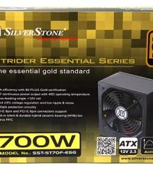 SilverStone Strider Essential Gold ST70F-ESG 700W