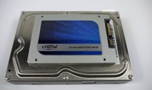 Crucial MX100 256Gb SSD Storage Review