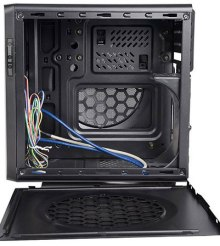 Spire Adds PowerCube 710 mATX Case to lineup
