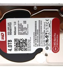 Western Digital Red Pro WD4001FFSX 4TB Review