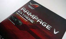 Asus Rampage V Extreme Motherboard Review
