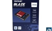 Patriot Blaze 240GB Review