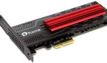 Plextor M6e Black Edition PCIe SSD Review