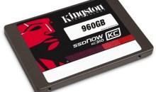 Kingston SSDNow KC310 960GB SSD Review