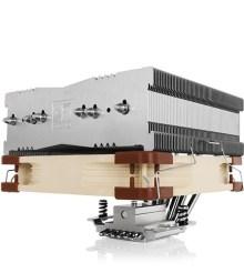 Noctua presents two asymmetrical 140mm CPU coolers