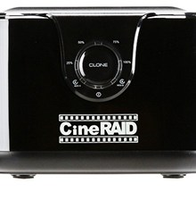 CineRAID CR-H236 Dual SATA Drive Docking Station Review
