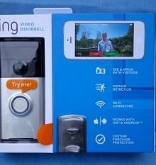 Review of Ring Video Doorbell